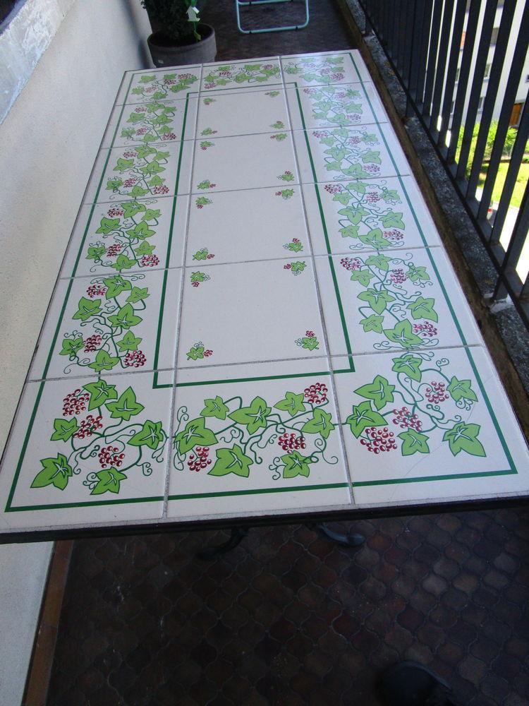 table extérieure 50 Chambéry (73)