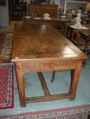 Table de ferme ancienne 599 Château-l'Évêque (24)