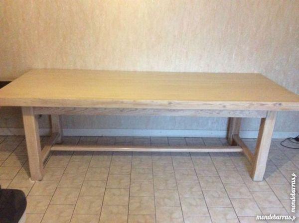 Achetez Table Fermiere Type Occasion Annonce Vente A Latille 86