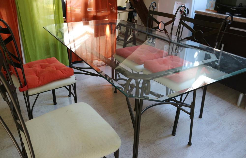 Tables verre occasion fontainebleau 77 annonces achat et vente de tables verre paruvendu - Table des marechaux fontainebleau ...