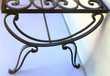 TABLE EN FER FORGE Meubles