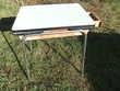 table formica + 2 rallonges +tiroir Electroménager