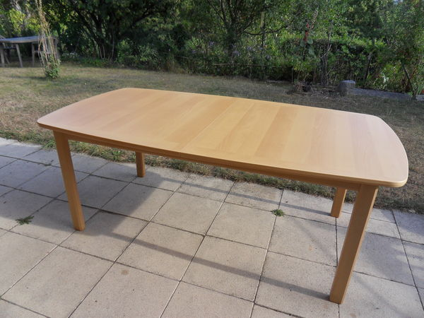 Table FORSHED IKEA style contemporain  140 Cergy (95)