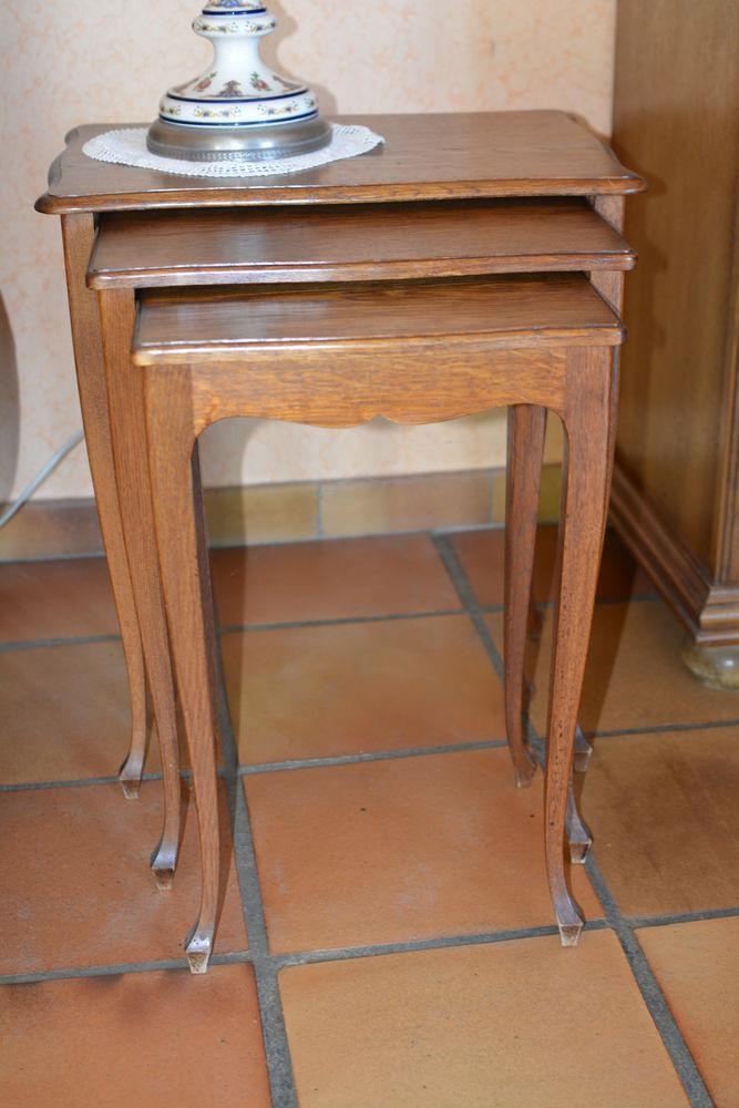 Table gigogne 50 Saint-Ouen-de-Thouberville (27)