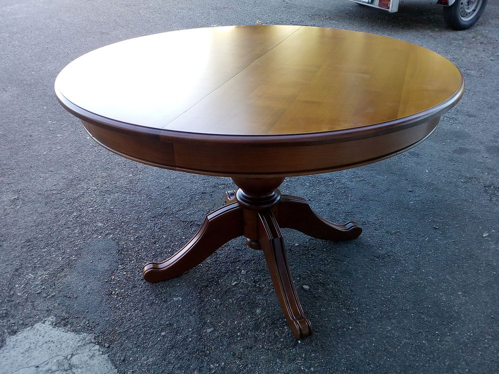 Table guéridon style Louis Philippe 2 allonges 180 Toulouse (31)
