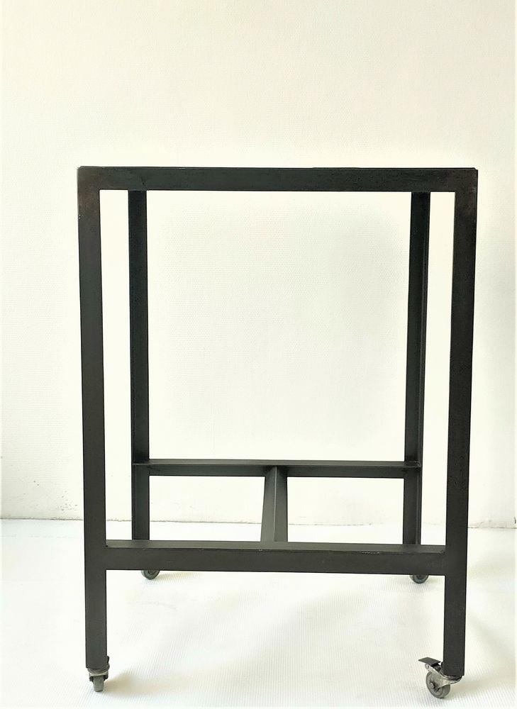 Table haute en bois d'atelier  180 Paris 11 (75)