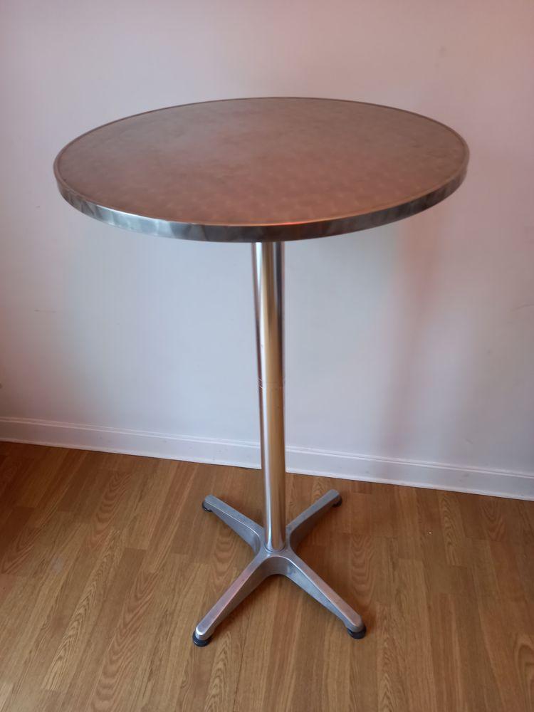 Table haute de bar, Tectake-table, mange debout alu pliable 30 Athis-Mons (91)