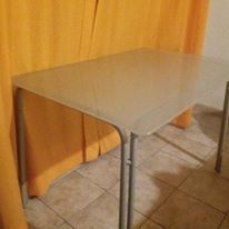 Table haute en verre 105 Marseille 8 (13)