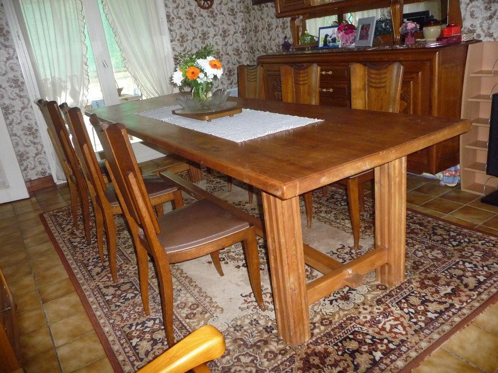Table en hêtre massif 0 Amboise (37)
