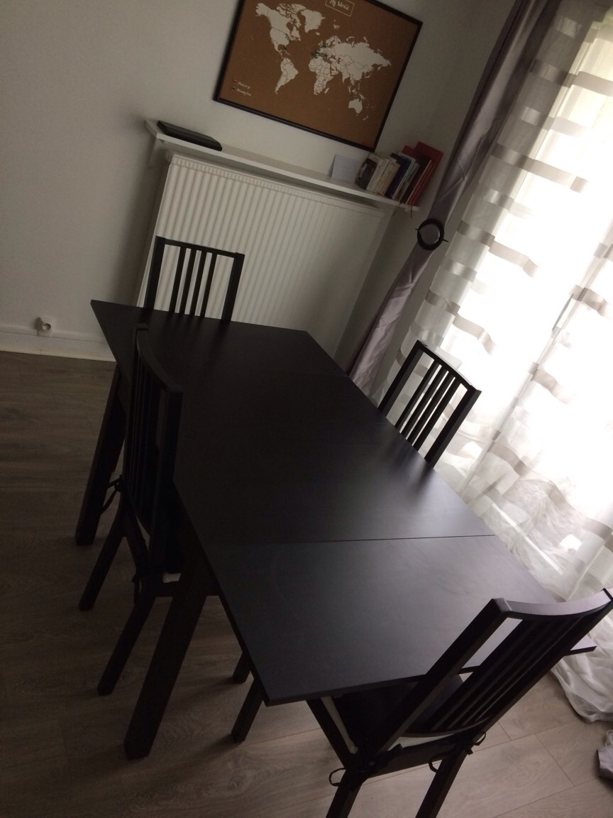 chaises occasion antony 92 annonces achat et vente de chaises paruvendu mondebarras. Black Bedroom Furniture Sets. Home Design Ideas