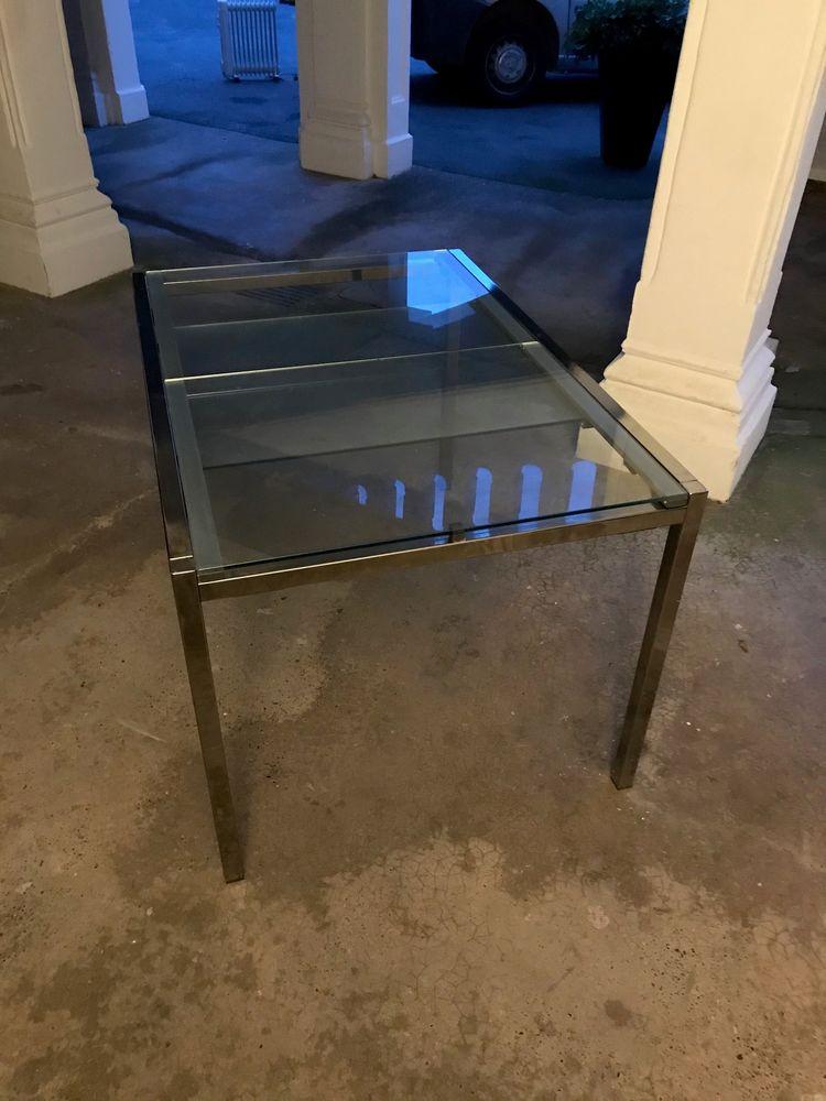 Table IKEA Modele GLIVARP 120 Beychac-et-Caillau (33)