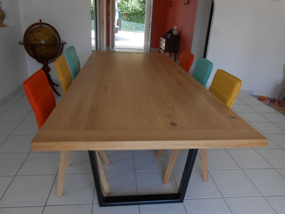 table industriel  1080 Paris 17 (75)