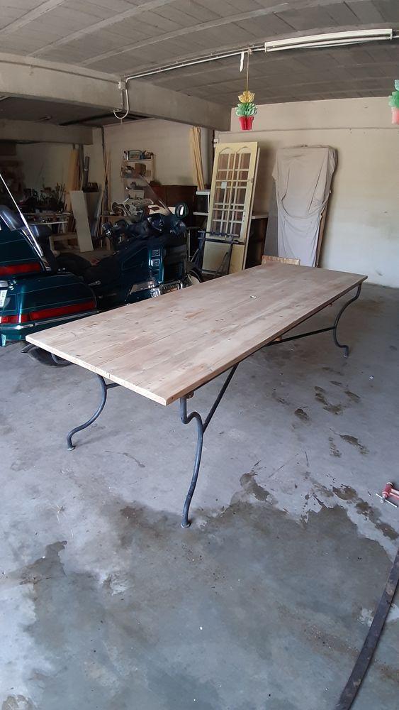 table de jardin artisanal 1000 Carpentras (84)