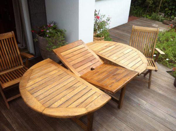 Achetez table de jardin +4 occasion, annonce vente à Nice (06 ...