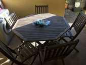 table de jardin 145 Saint-Joseph (97)