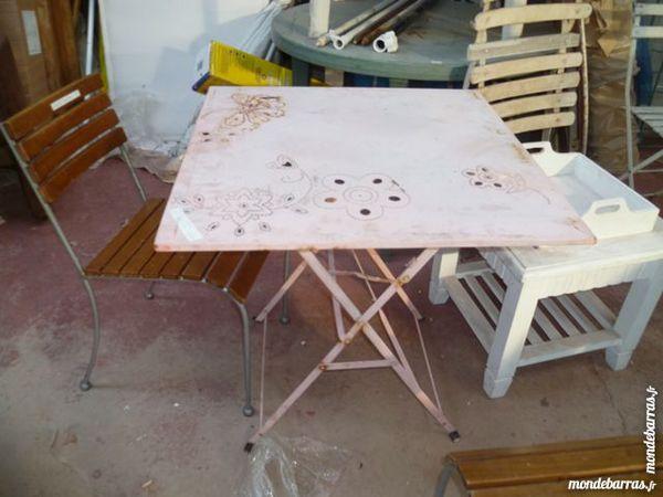 Table de jardin 19 Sartrouville (78)