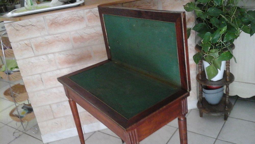 Achetez table de jeux double a r nover annonce vente saint paul trois ch teaux 26 wb156720803 - Table de jardin plastique vert saint paul ...