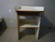 Table à langer en bois