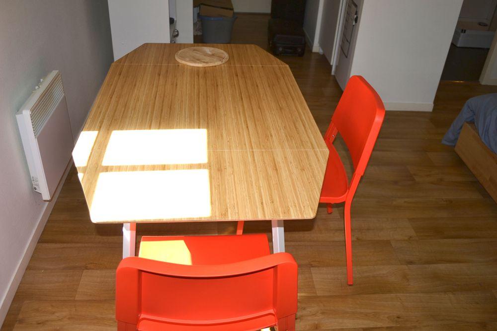 Table à manger avec rabats 100 Rennes (35)