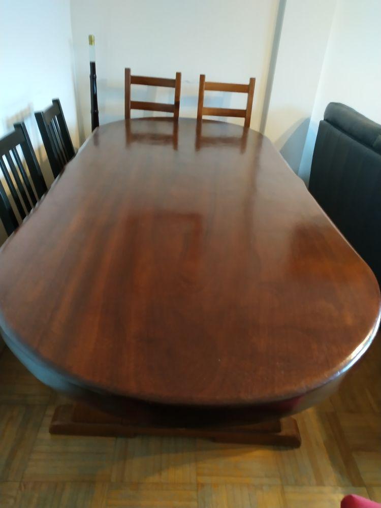 table à manger en bois exotique 200 Toulouse (31)