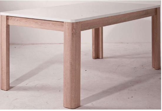 Table à manger en bois et laqué 50 Levallois-Perret (92)