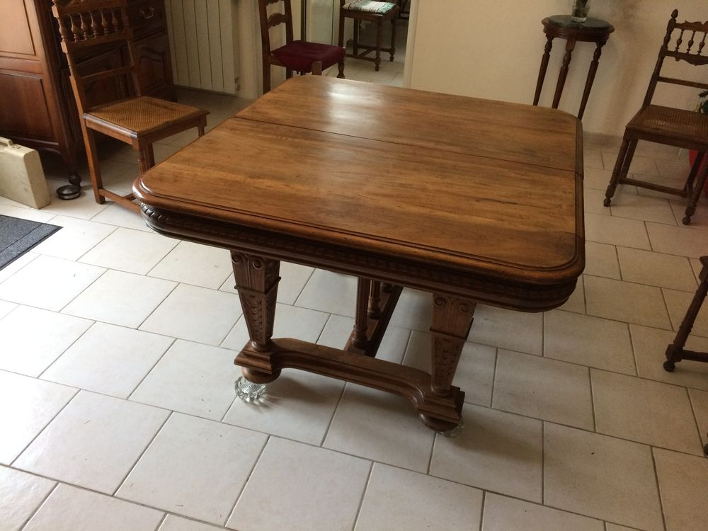 table a manger + 6 chaises 250 Beaucaire (30)