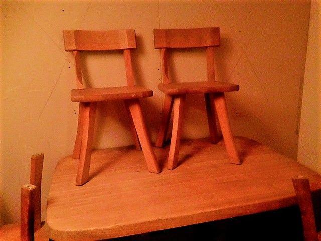 table à manger et chaises style design scandinave 250 Lumbin (38)