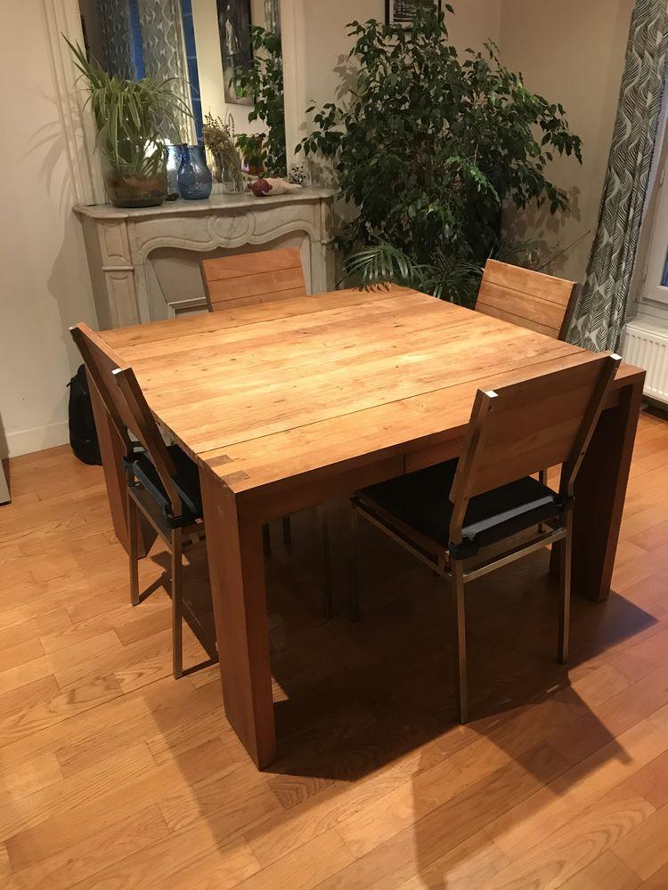 Table à manger et chaises 200 Paris 16 (75)