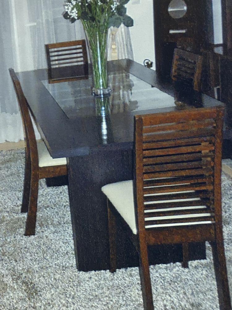 Table à manger et chaises 110 Plabennec (29)