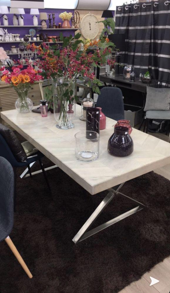 Table à manger + console en bois (ensemble)  1000 Paris 1 (75)