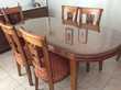 Table à manger en hêtre  massif  0 Ferney-Voltaire (01)