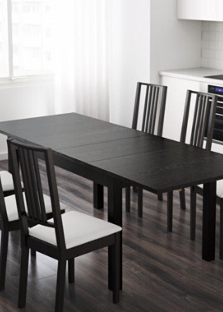 Tables extensibles occasion annonces achat et vente de tables extensibles paruvendu mondebarras - Ikea table a manger extensible ...