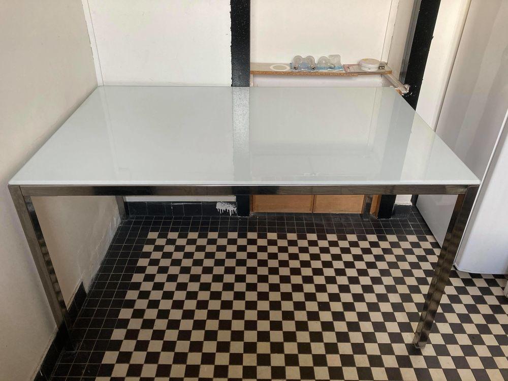 Table à manger 4-6 personnes IKEA TORSBY 75 Boulogne-Billancourt (92)