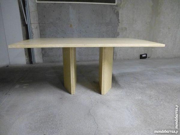 Achetez table marbre occasion annonce vente nice 06 for Table en marbre occasion