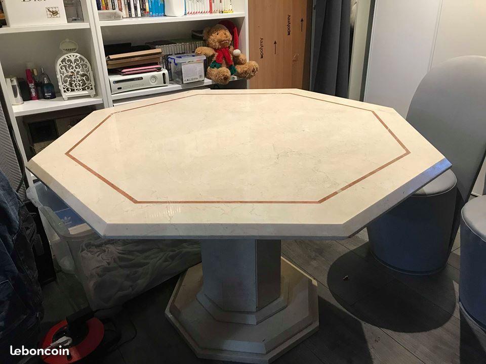 table marbre  200 Noisy-le-Grand (93)