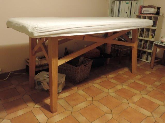 achetez table de massage occasion, annonce vente à bouaye (44