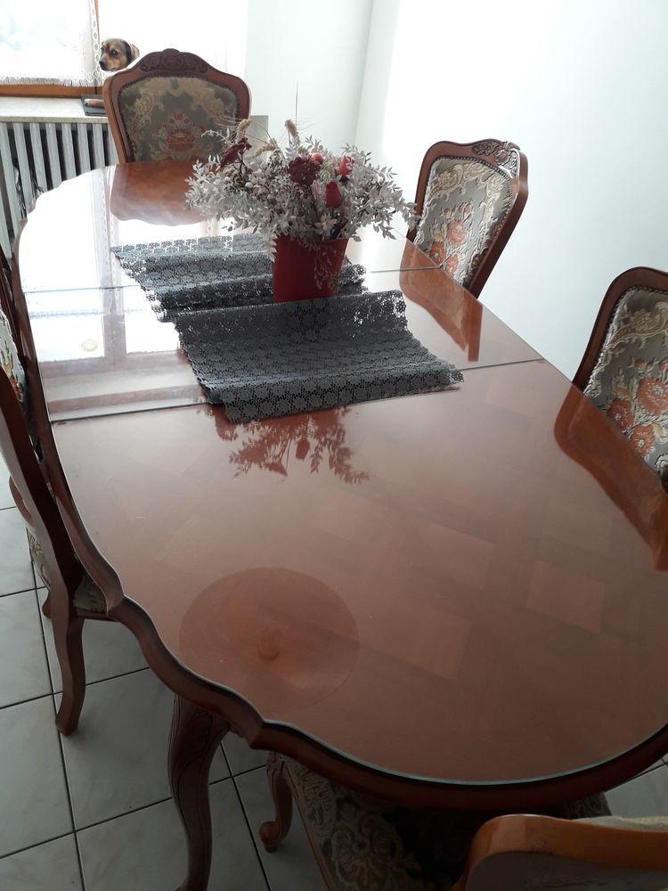 TABLE EN MERISIER AVEC 6 CHAISES 900 Montsoult (95)