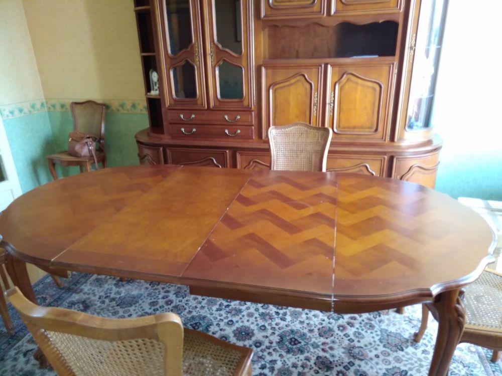 Table merisier + 6 chaises 290 Rennes (35)