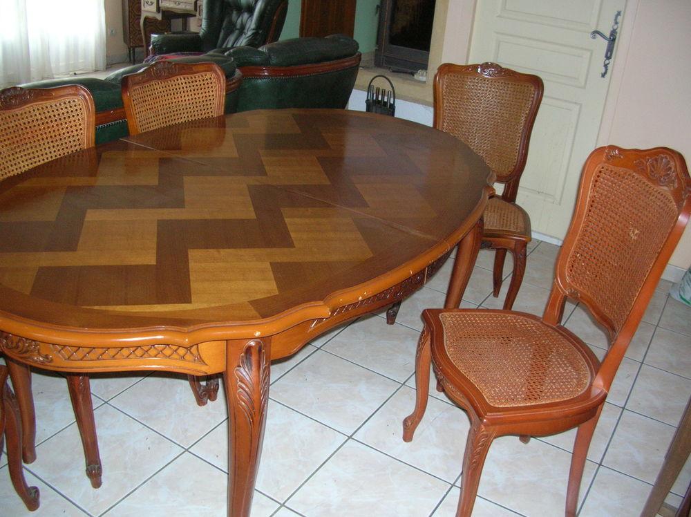 TABLE MERISIER et RALLONGE 260 Saint-Lys (31)