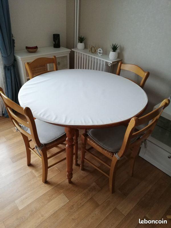 table merisier 250 Paris 19 (75)
