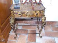 Table en métal vieilli 0 Cambrai (59)