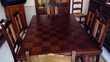 Table et meuble de salle à manger chêne