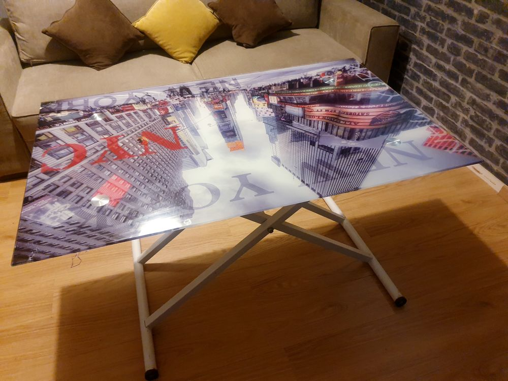 Table modulable up and down 30 Cergy (95)