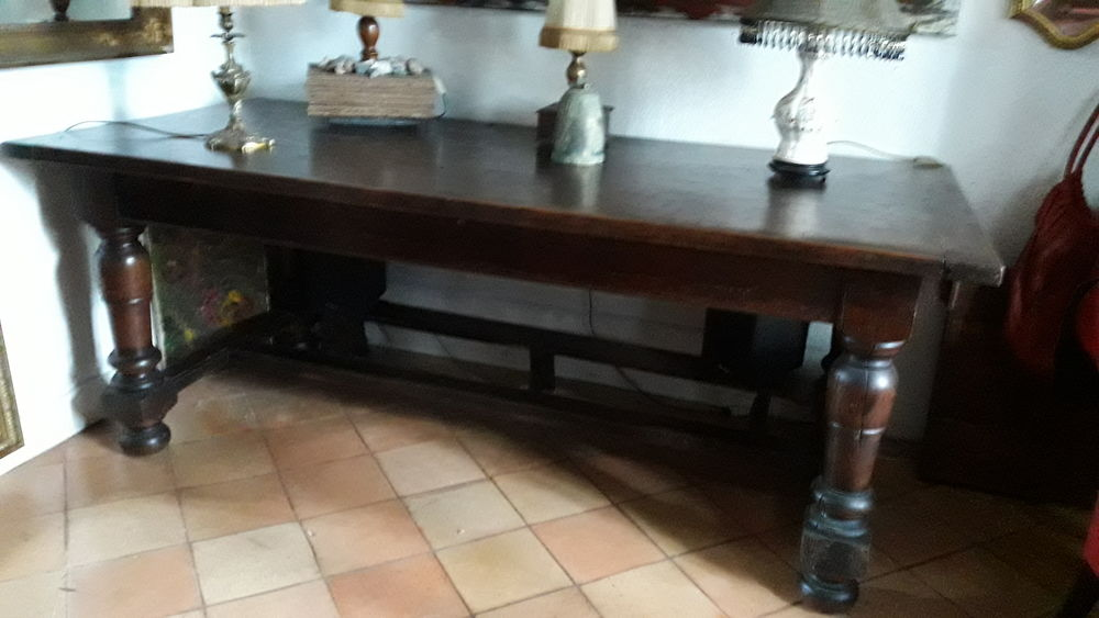 Table moniacale 350 Angers (49)