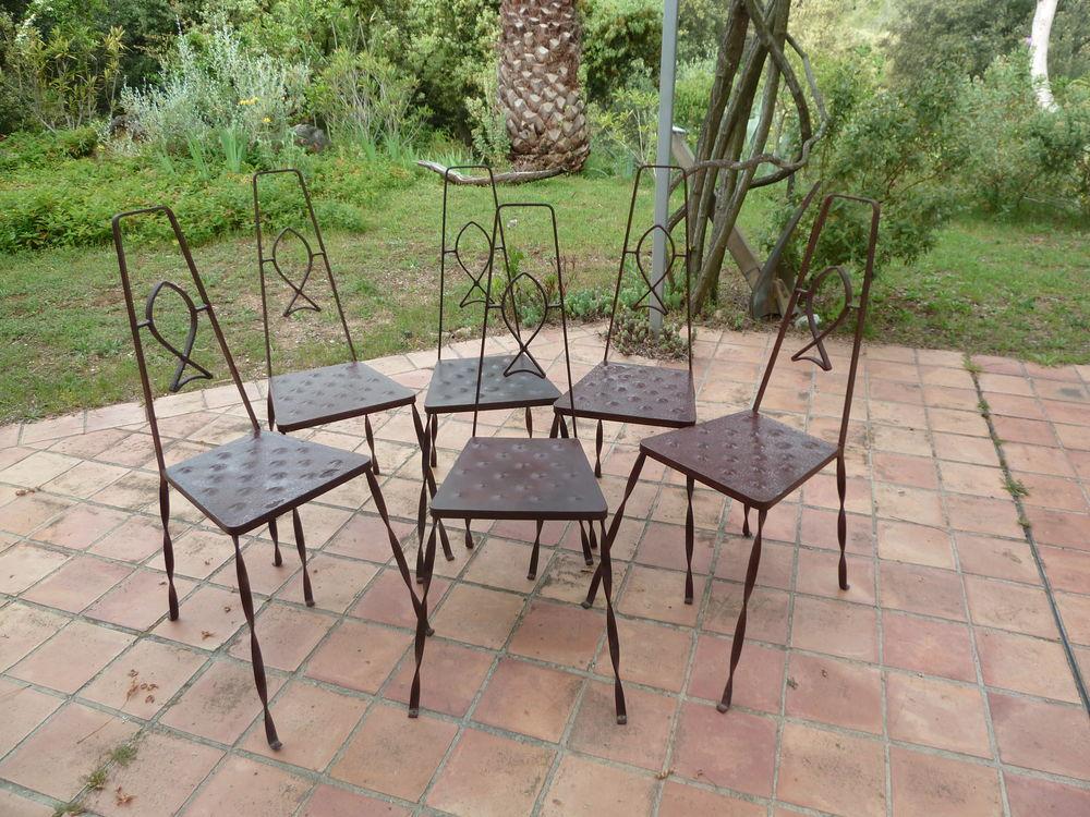 Achetez table mosaique + 6 occasion, annonce vente à Sophia ...