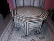 Table octogonale Art arabique Lille (59)