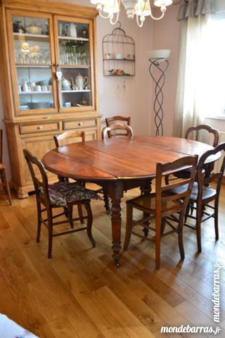 Table ovale ancienne 680 Strasbourg (67)