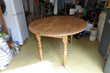 table ovale avec allonges Meubles