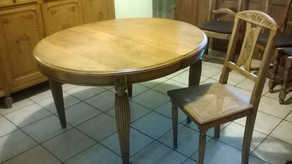 Table ovale - Buffet 0 Saint-Omer (62)