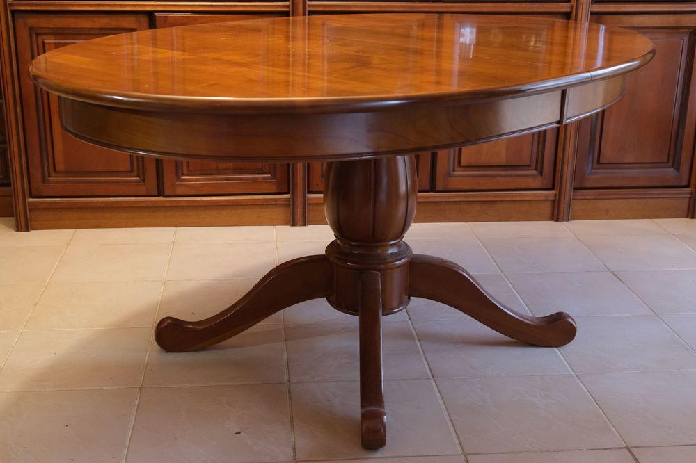 Table ovale Et Chaise Merisier 200 Fontaines-sur-Saône (69)